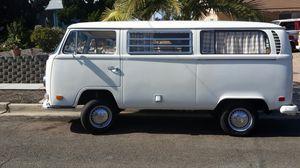 VW (Camper 1972) Bus for Sale in San Diego, CA