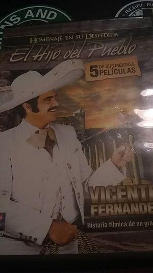 Pelicula de Vicente Fernandez for Sale in City of Industry, CA