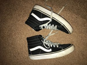 Old Skool hightop vans for Sale in Joliet, IL