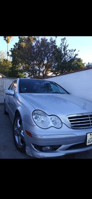 2006 Mercedes Benz c230 for parts for Sale in Fontana, CA