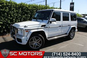 2016 Mercedes-Benz G-Class for Sale in Placentia, CA