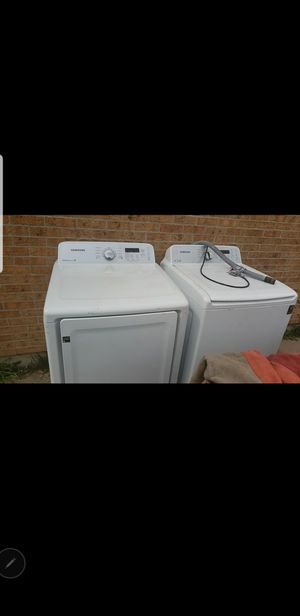 Samsung washer and dryer both work perfect 250$ for Sale in Cheyenne, WY