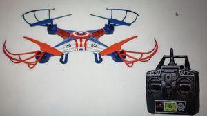 MARVEL CAPTAIN AMERICA SKY HERO DRONE for Sale in Arlington, TX