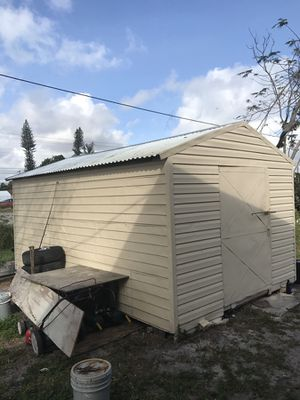 20x10 Teds Shed for Sale in Royal Palm Beach, FL