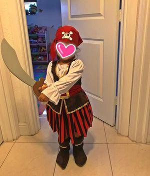 Pirate costume for Sale in Miami Gardens, FL