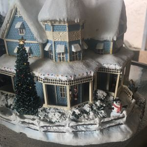 Christmas Thomas Kinkade Hawthorne Village Holiday bed-and-breakfast 2000 for Sale in Bradenton, FL