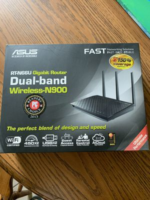 ASUS RT-N66U Router for Sale in Brook Park, OH