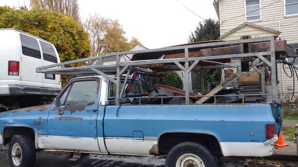Old Chevy Truck Strong 454 ( Ugly But Strong ) for Sale in ...