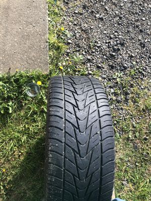TSW 17in rim and tires for Sale in Hoquiam, WA