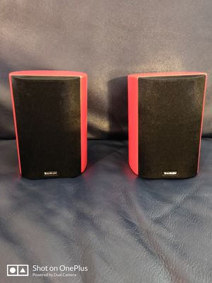 Audio pro bravo speakers for Sale in Issaquah, WA