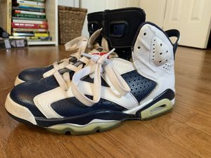 Jordan Olympic Sixes Size 8 for Sale in Rockville, MD