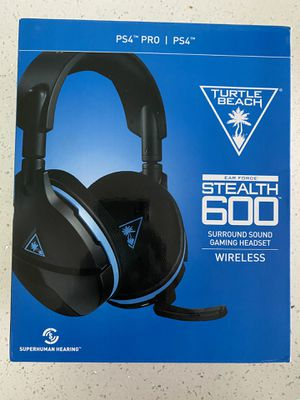 Wireless Headphones for PS4 and PS4 PRO for Sale in Fort Lauderdale, FL