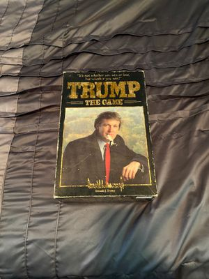 Trump The Game for Sale in Providence, RI