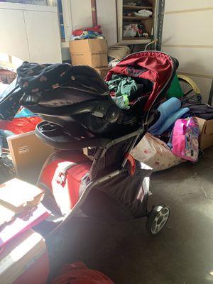 Baby stroller/car seat set for Sale in San Jose, CA
