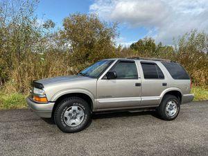 2002 Chevrolet Blazer for Sale in Olympia, WA