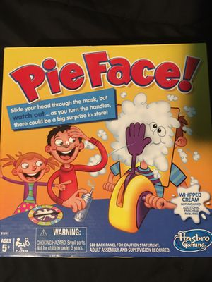 PieFace for Sale in Riverside, CA