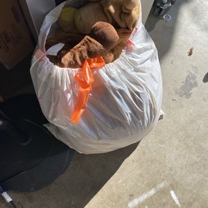 Bag Of Teddy Bears for Sale in San Lorenzo, CA