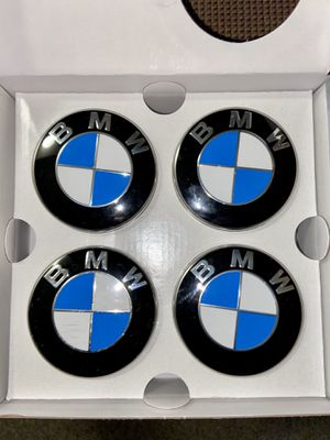 BMW OEM WHEEL CENTER CAPS for Sale in San Diego, CA