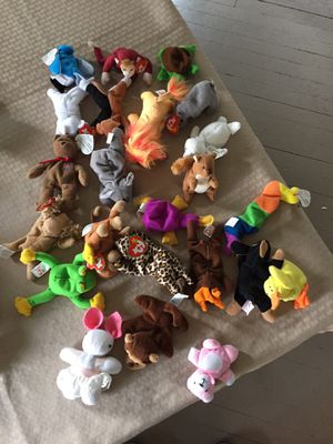 Beanie babies for Sale in Marion, OH