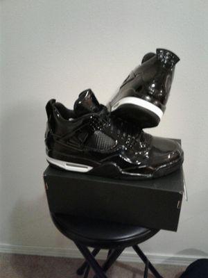 patent leather Jordan Retro 4s for Sale in Seattle, WA