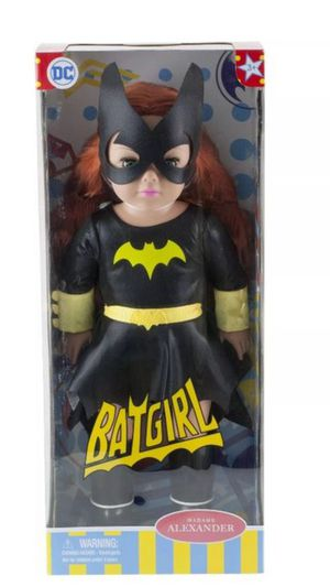 Madame Alexander batgirl collectible doll for Sale in Hialeah, FL