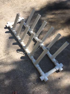 Fishing rod holders for Sale in Seminole, FL