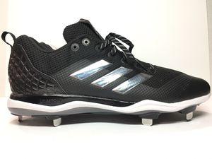 NEW Adidas LiteStrike Cleats SPG 753001 Black & White Baseball Men's Size 15 for Sale in Southwest Ranches, FL