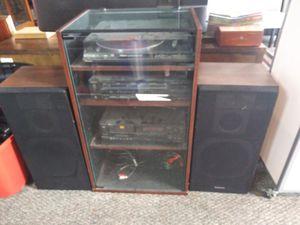 Technics stereo system. for Sale in North Smithfield, RI