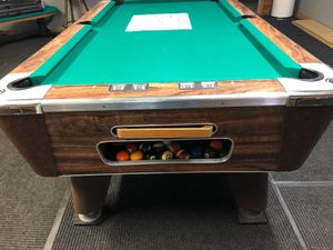 7 foot Valley Pool Table for Sale in Lansing, MI
