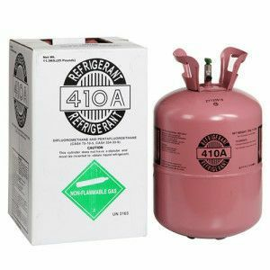 410a refrigerant. 25 lb sealed jugs for Sale in Odenton, MD