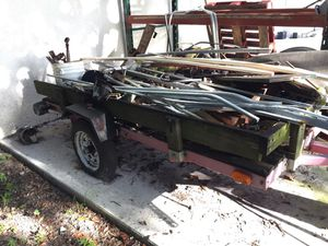 Utility trailer for Sale in Lakeland, FL