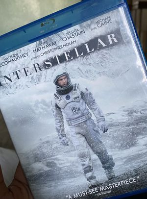 Interstellar blue ray disk for Sale in Palmdale, CA