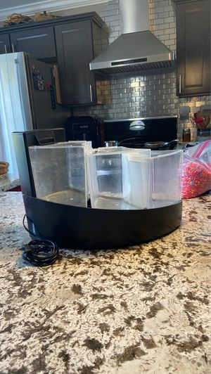 Betta fish tank waterfall for Sale in Salinas, CA