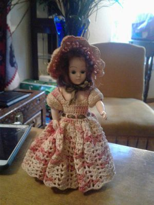 ANTIQUE DOLL for Sale in Tacoma, WA