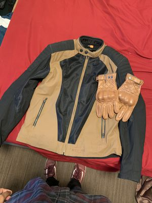 Triumph Motorcycle Jacket for Sale in Houston, TX