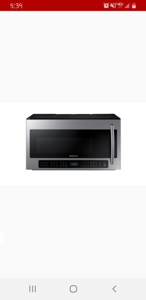 Samsung microwave for Sale in Whittier, CA