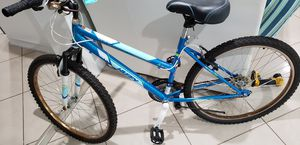 Huffy mountain bike incline like new new tires size 26 for Sale in Brandon, FL