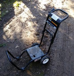 Pressure Washer/Compressor/Generator Cart for Sale in Lake Grove,  OR