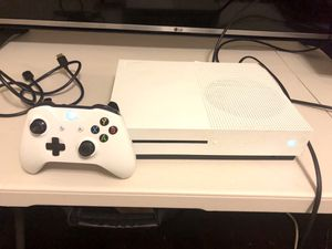 XBOX ONE S w FIFA 20 and THE WITCHER 3 for Sale in San Diego, CA