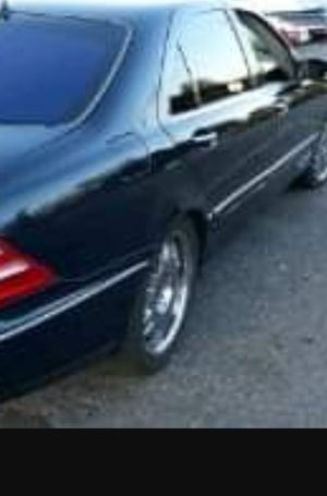 2000 S 500 Mercedes Benz Parts or whole car for Sale in Tacoma, WA