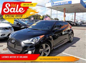 2014 Hyundai Veloster Turbo for Sale in Orlando, FL