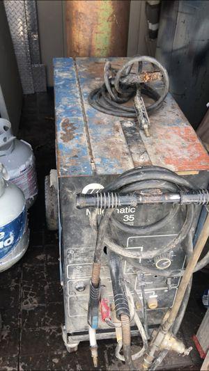 Welder Millermatic 35 for Sale in Sully Station, VA