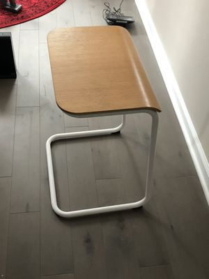 Authentic Knoll barstool/side table (2) for Sale in Washington, DC