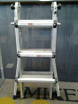 Gorilla Ladder 13' aluminum multi purpose ladder for Sale in Winter Park, FL