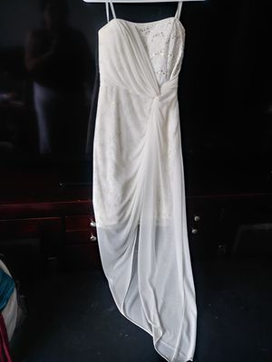 ❤💕Woman/teen white dress for Sale in San Diego, CA