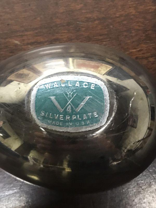 Wallace Silver egg