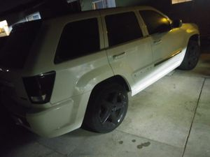 07 jeep srt8 part out for Sale in Anaheim, CA