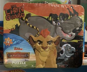 "Disney ""The Lion Guard"" Puzzle for Sale in West Palm Beach, FL"