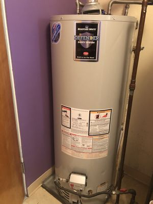 50 gallon Water Heater for Sale in Seattle, WA