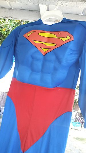 Superman costumem for Sale in Norwalk, CA